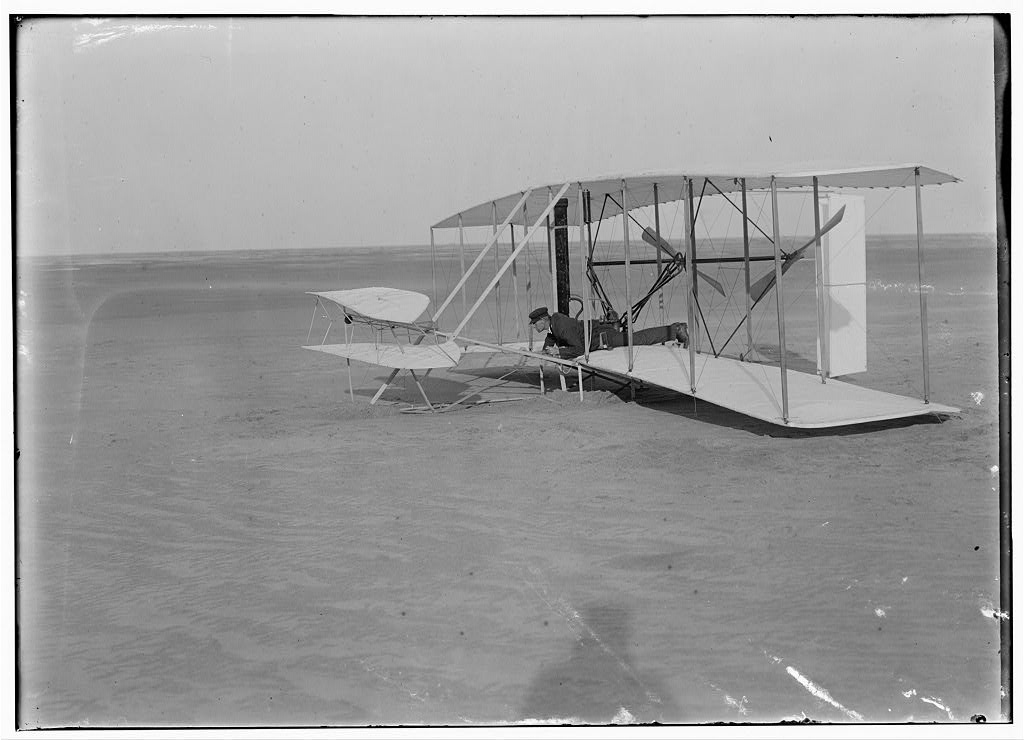 Wright Flyer photo